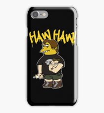 Born To Bully iPhone Case/Skin