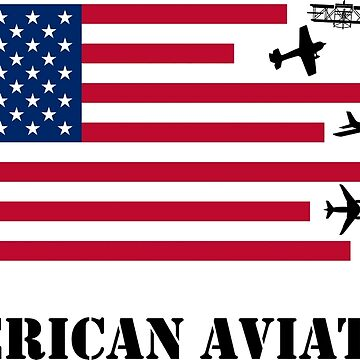 American Aviation by skyhawktees