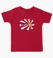 """Shiba Inu: """"It's not Japanese for Dingo"""" - Red T-Shirt Kids Tee"""