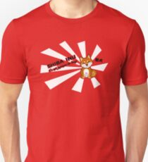 """Shiba Inu: """"It's not Japanese for Dingo"""" - Red T-Shirt Unisex T-Shirt"""