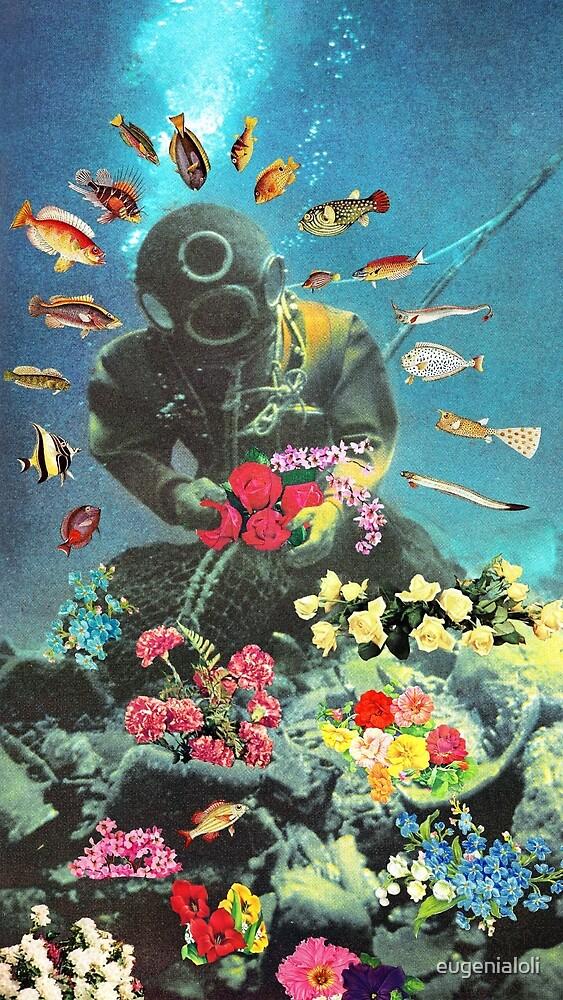 Underwater Flora by eugenialoli