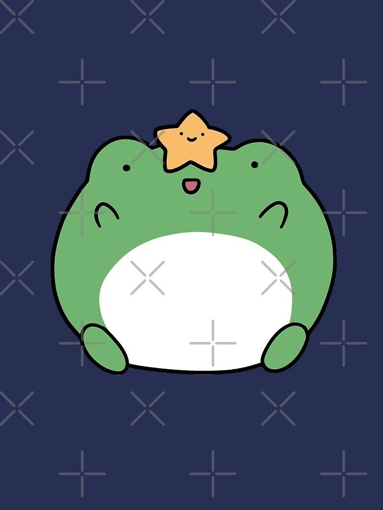 Star Frog by SaradaBoru
