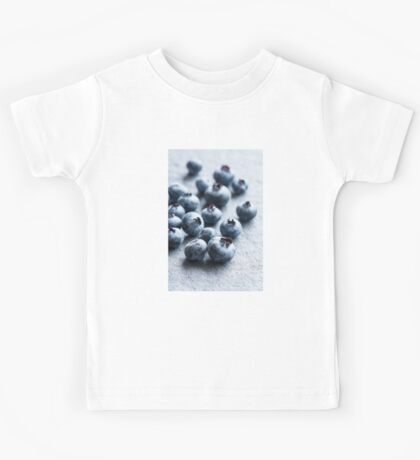 Fresh Blueberries Kids Clothes