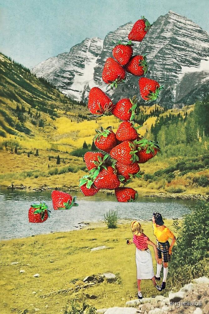 Strawberry Avalanche by eugenialoli
