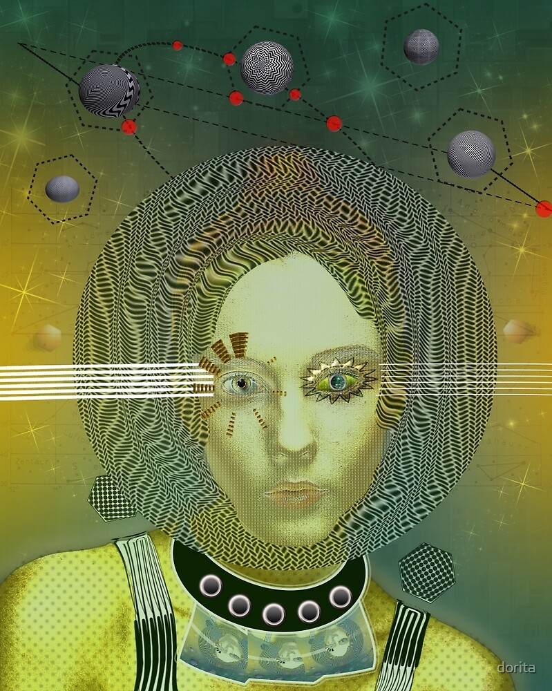 Spacegirl ©2017-Now by Dorita's Colorgetics
