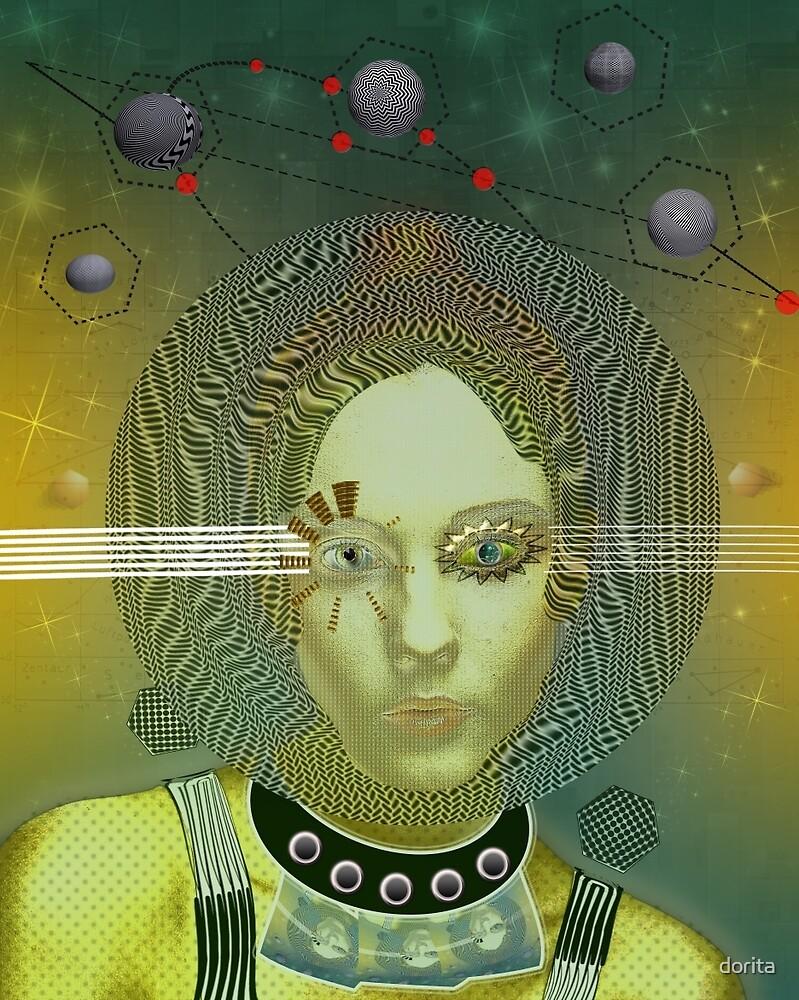 Spacegirl von dorita