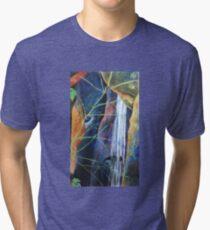 Falls St Bernards Tamborine -pastel Tri-blend T-Shirt