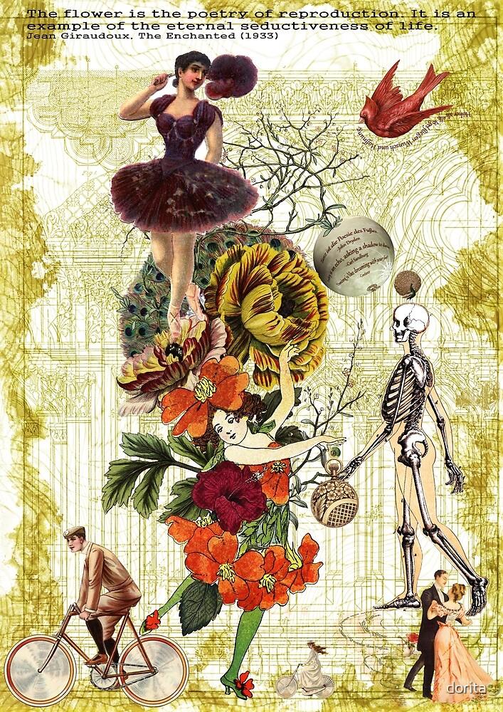 Poetry Dance by dorita