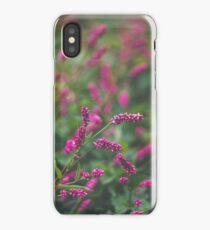Pink Smartweed iPhone Case/Skin