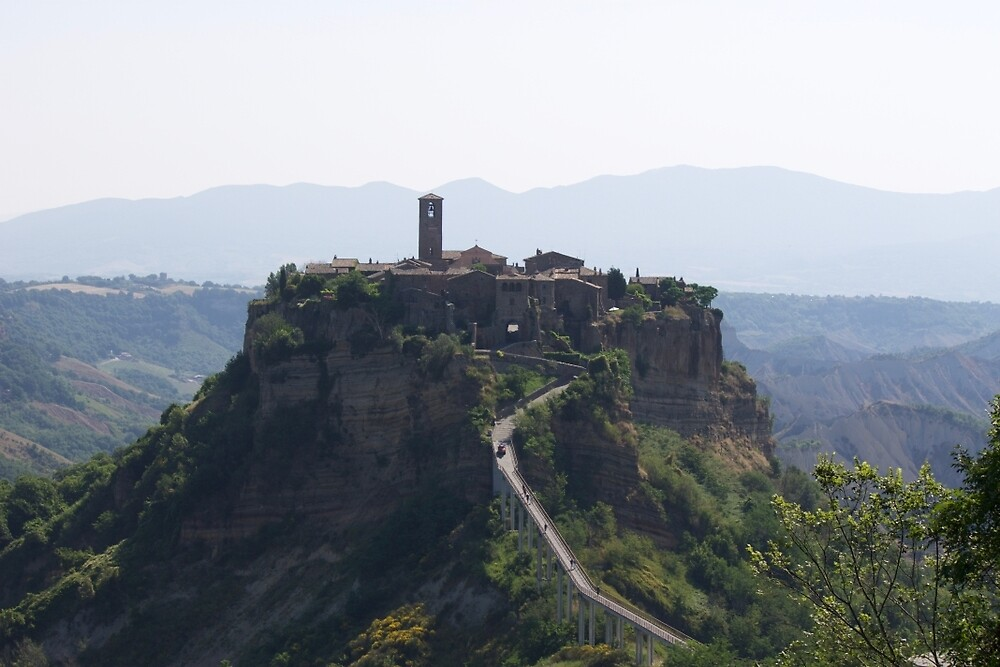 Lonely Civita by ShaheenXargus