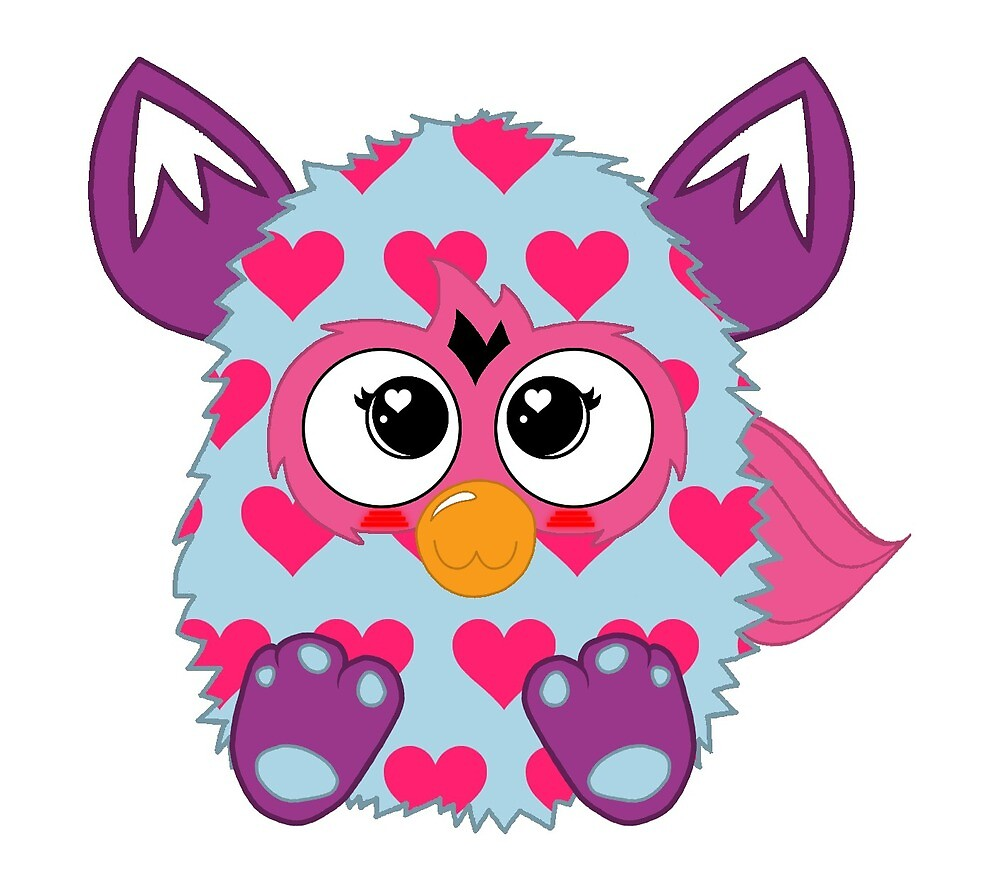 Cute Furby Boom Sweet by Furbalicious