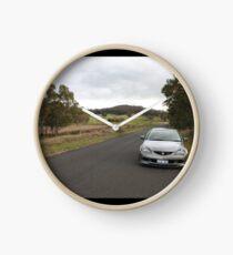 Honda DC5 Integra/RSX Street Car Clock