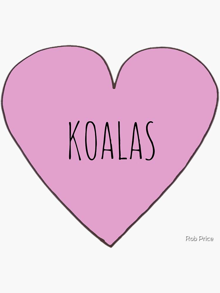 Koala Love de wanungara