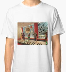 The Big Piano, FAO Schwarz Toy Store, New York City Classic T-Shirt