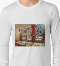 The Big Piano, FAO Schwarz Toy Store, New York City Long Sleeve T-Shirt