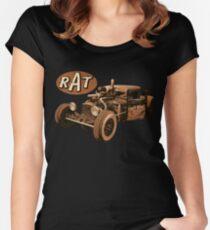 RAT - Welder Up Women's Fitted Scoop T-Shirt