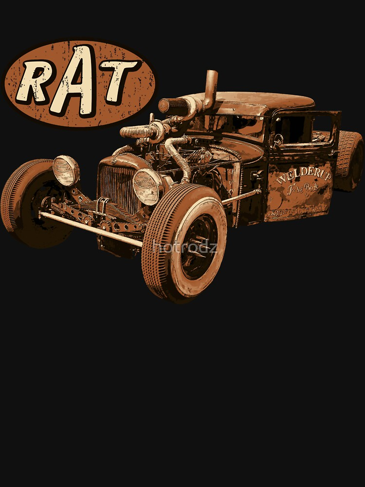 RAT - Welder Up by hotrodz