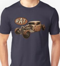 RAT - Side Pipes T-Shirt