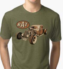 RAT - Classic Rat Tri-blend T-Shirt