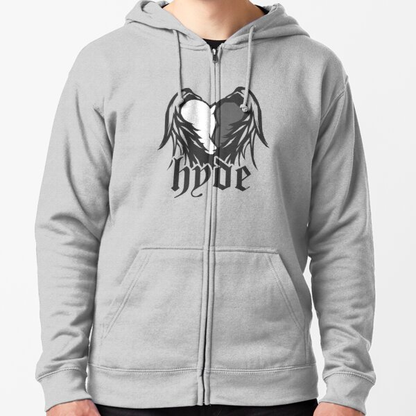 VIXX - hyde heart Zipped Hoodie