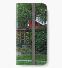 Sylvania Shelter  iPhone Wallet/Case/Skin
