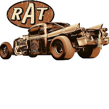 RAT - Early Coronet by hotrodz