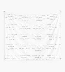 Frank ocean Wall Tapestry