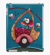 The Helicopter iPad Case/Skin
