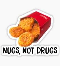 NUGS Sticker