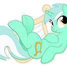 Lyra Vignette by EchoesLight