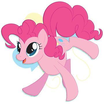 Pinkie Pie Vignette by EchoesLight