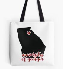 University of Georgia - Style 16 Tote Bag