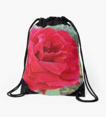 In Full Bloom Drawstring Bag