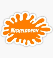 Nickelodeon logo Sticker