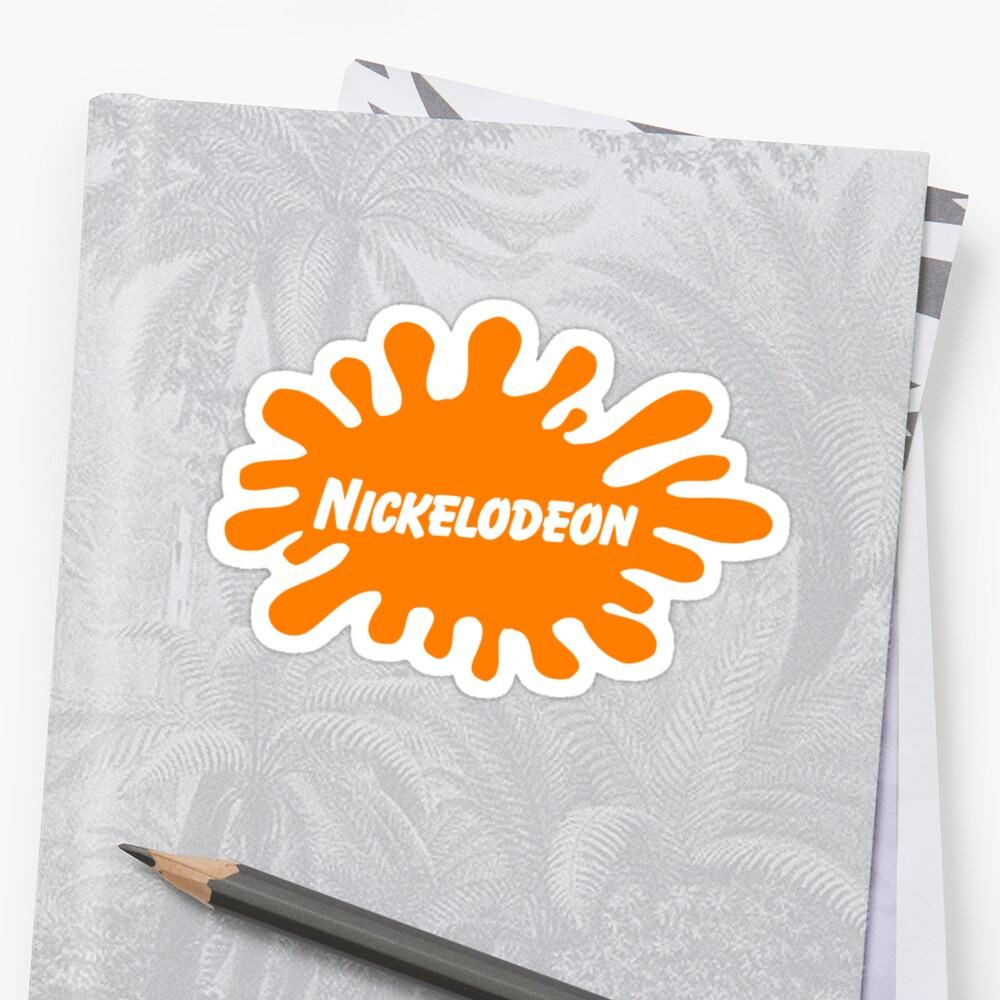 Nickelodeon logo by jackiekeating