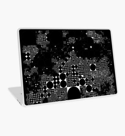 "Dividing Circles"" by Martin Melcher Laptop Skin"