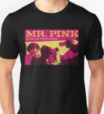 Reservoir Dogs, Mr Pink the Professional T-Shirt