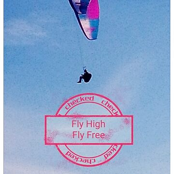 Fly High Fly Free by joche