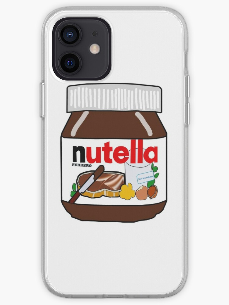 Nutella Jar   iPhone Case & Cover
