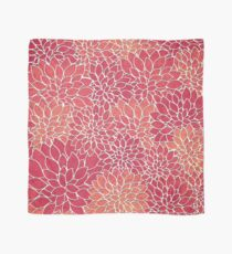Floral Abstract #24 Scarf