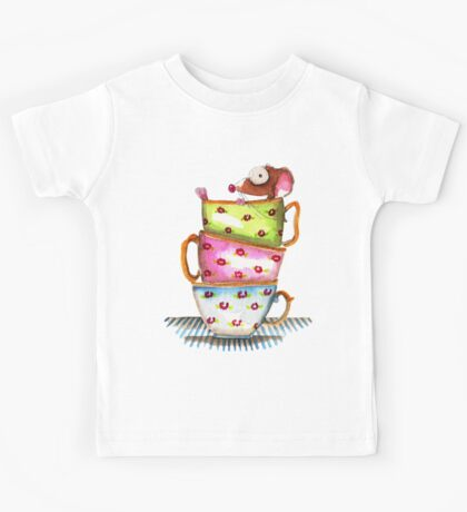 Tea for One Kids Clothes