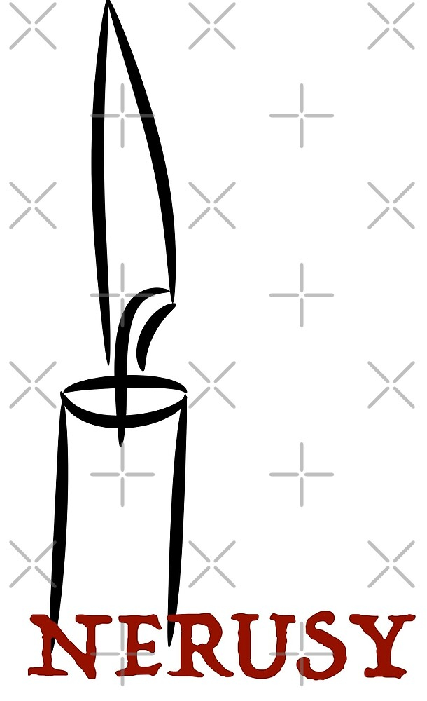 NERUSY - Candle by broadwaybound