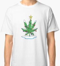 Alternative Holiday Tree Tee Classic T-Shirt