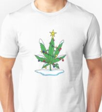 Alternative Holiday Tree Tee Unisex T-Shirt