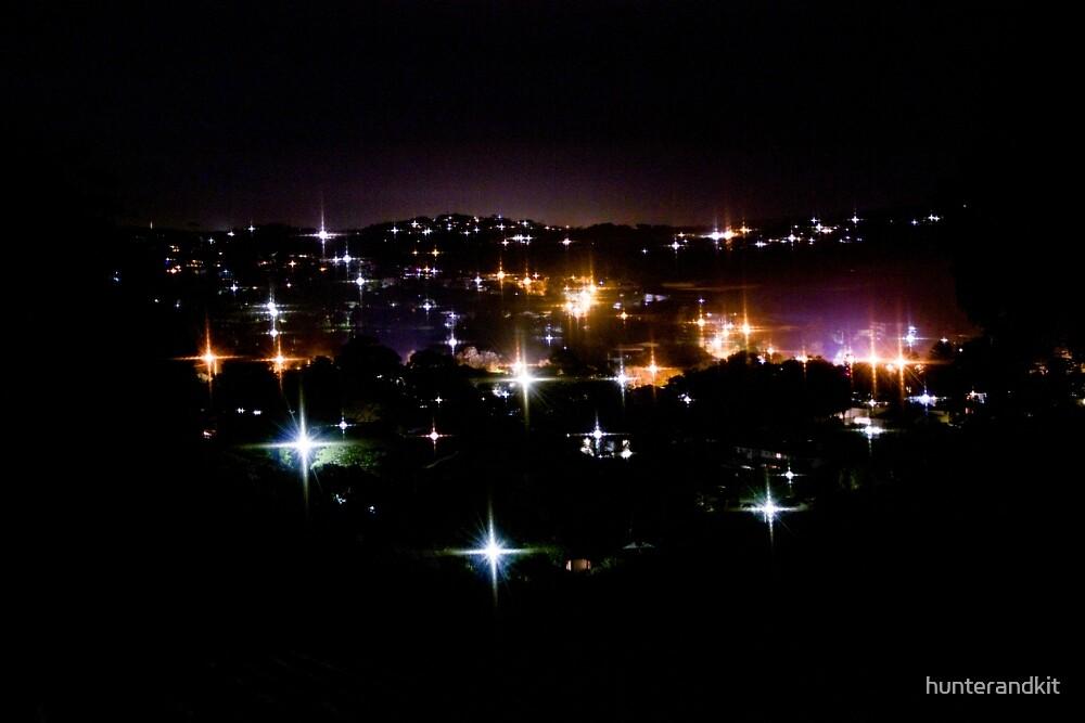 terrigal nights #1 by hunterandkit
