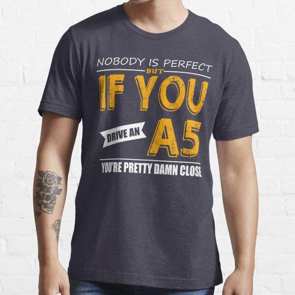 Audi A5 T-shirt essentiel