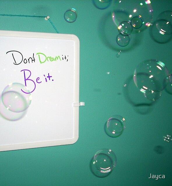 Be It. by Jayca