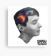 Dan- universal minds (white) Metal Print