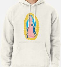 Virgen de Guadalupe / virgin / madona / our lady Pullover Hoodie