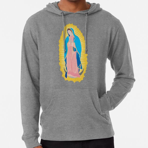 Virgen de Guadalupe / virgin / madona / our lady Lightweight Hoodie